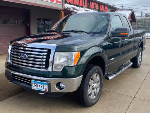 2012 Ford F-150 for sale at Affordable Auto Sales in Cambridge MN