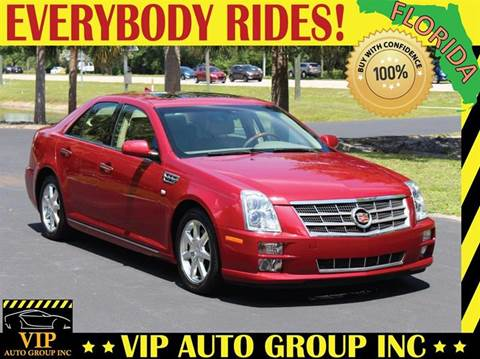 2010 Cadillac STS for sale in Clearwater, FL