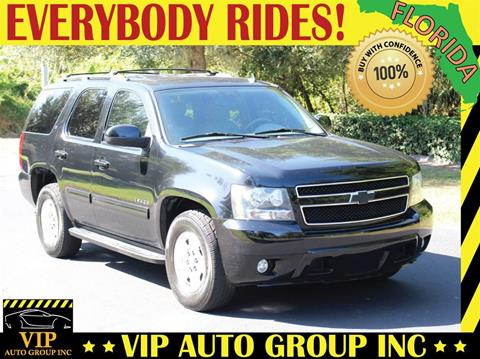 2012 Chevrolet Tahoe for sale in Clearwater, FL