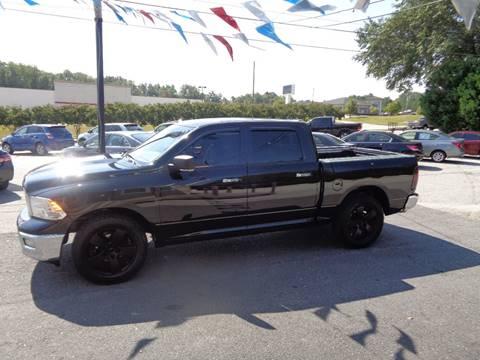 2009 Dodge Ram Pickup 1500 for sale in Greer, SC