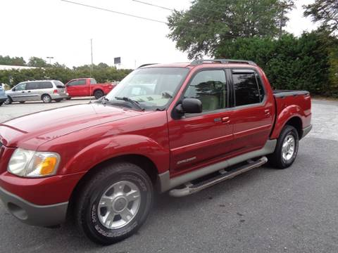 2002 Ford Explorer Sport Trac for sale in Greer, SC