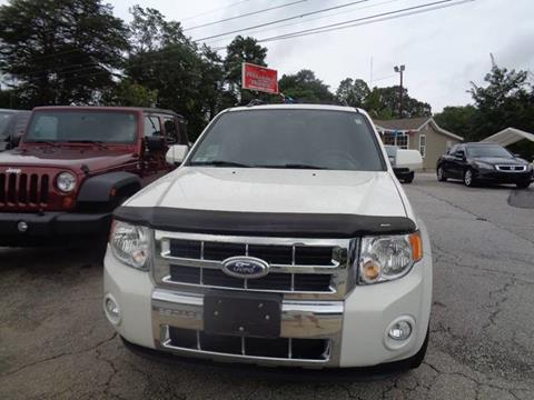 2012 Ford Escape for sale in Greer, SC