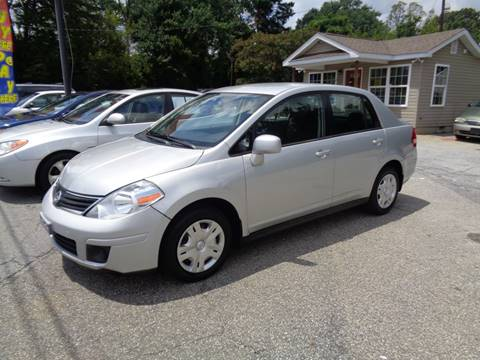 2010 Nissan Versa Email For Price