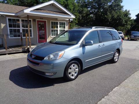 2005 Toyota Sienna Email For Price