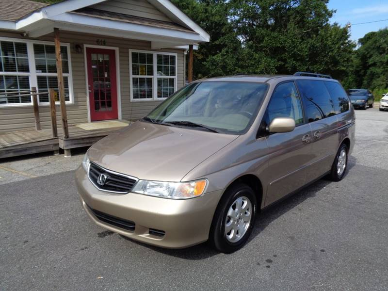 Delightful 2004 Honda Odyssey EX 4dr Mini Van   Greer SC