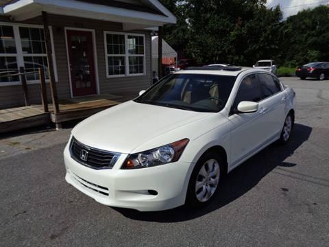 2010 Honda Accord for sale in Greer, SC