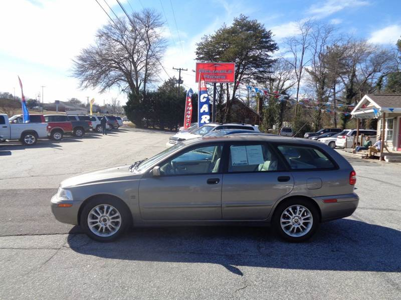 volvo 2004 station wagon turbo 2004 volvo v40 4dr lse turbo wagon in greer sc reliable