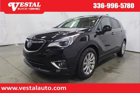 2019 Buick Envision for sale at VESTAL BUICK GMC in Kernersville NC