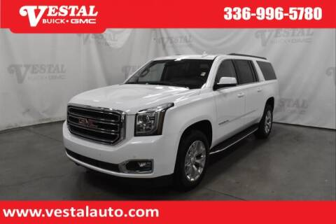2020 GMC Yukon XL for sale at VESTAL BUICK GMC in Kernersville NC