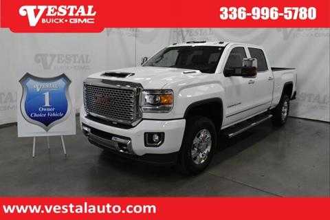 2017 GMC Sierra 3500HD for sale in Kernersville, NC