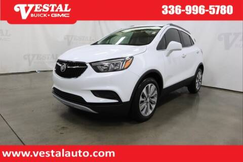 2020 Buick Encore for sale at VESTAL BUICK GMC in Kernersville NC