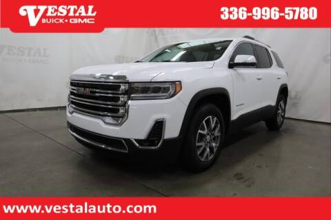2020 GMC Acadia for sale at VESTAL BUICK GMC in Kernersville NC