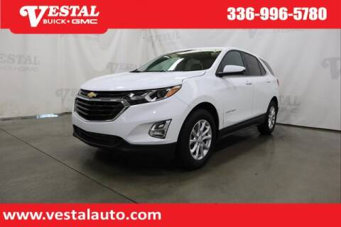 2020 Chevrolet Equinox for sale at VESTAL BUICK GMC in Kernersville NC
