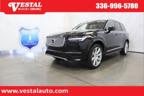 2018 Volvo XC90 for sale at VESTAL BUICK GMC in Kernersville NC
