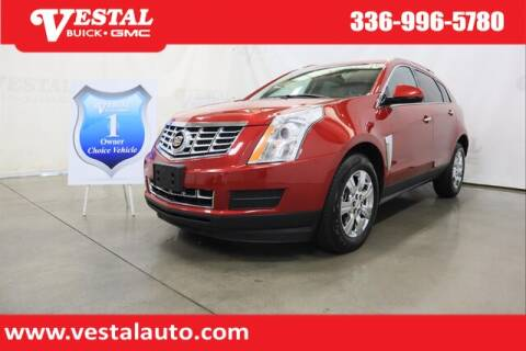 2015 Cadillac SRX for sale at VESTAL BUICK GMC in Kernersville NC