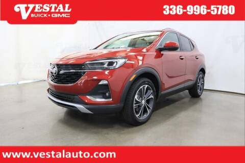 2020 Buick Encore GX for sale at VESTAL BUICK GMC in Kernersville NC