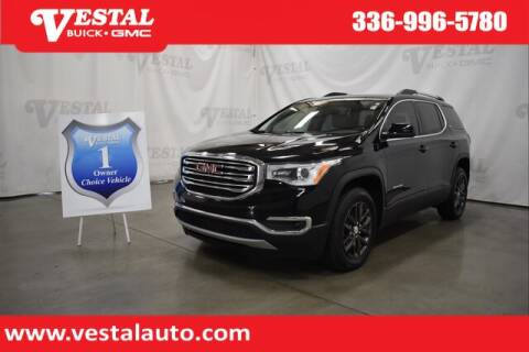2017 GMC Acadia for sale at VESTAL BUICK GMC in Kernersville NC