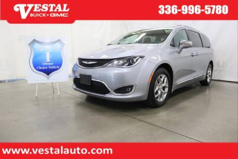 2018 Chrysler Pacifica for sale at VESTAL BUICK GMC in Kernersville NC