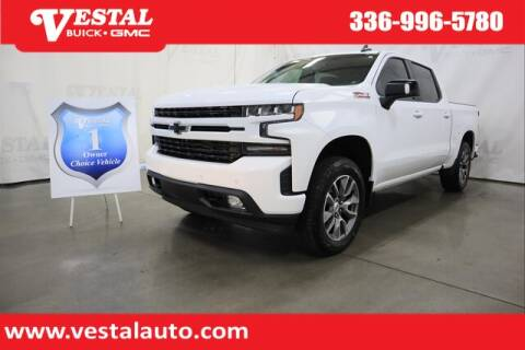 2019 Chevrolet Silverado 1500 for sale at VESTAL BUICK GMC in Kernersville NC