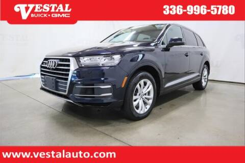 2017 Audi Q7 for sale at VESTAL BUICK GMC in Kernersville NC