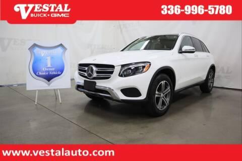 2017 Mercedes-Benz GLC for sale at VESTAL BUICK GMC in Kernersville NC
