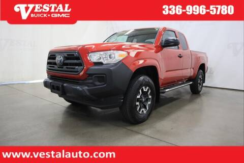2019 Toyota Tacoma for sale at VESTAL BUICK GMC in Kernersville NC