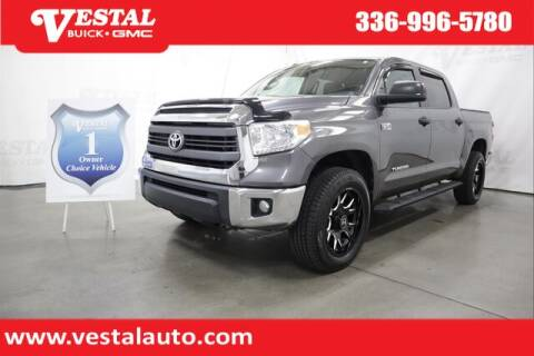 2015 Toyota Tundra for sale at VESTAL BUICK GMC in Kernersville NC