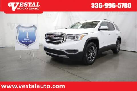2019 GMC Acadia for sale at VESTAL BUICK GMC in Kernersville NC