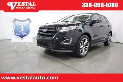 2018 Ford Edge for sale at VESTAL BUICK GMC in Kernersville NC