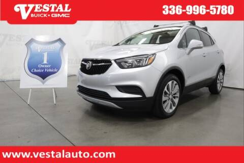 2018 Buick Encore for sale at VESTAL BUICK GMC in Kernersville NC