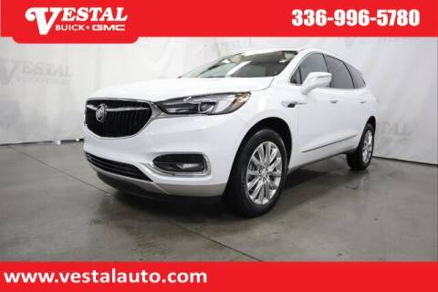 2020 Buick Enclave for sale at VESTAL BUICK GMC in Kernersville NC