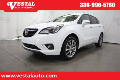 2020 Buick Envision for sale at VESTAL BUICK GMC in Kernersville NC