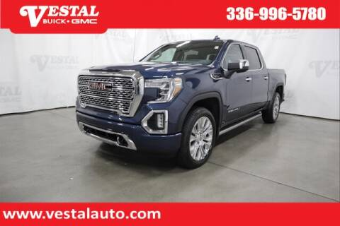 2020 GMC Sierra 1500 for sale at VESTAL BUICK GMC in Kernersville NC