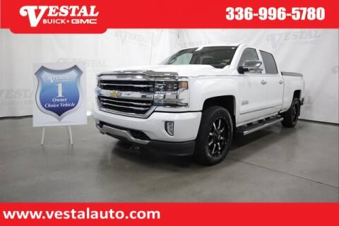 2017 Chevrolet Silverado 1500 for sale at VESTAL BUICK GMC in Kernersville NC