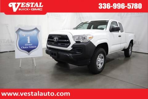 2016 Toyota Tacoma for sale at VESTAL BUICK GMC in Kernersville NC