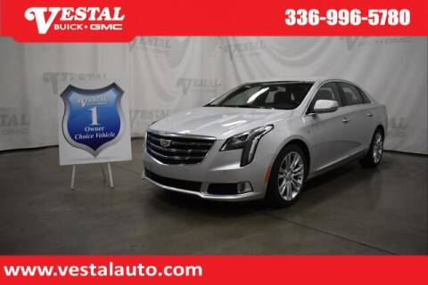 2019 Cadillac XTS for sale at VESTAL BUICK GMC in Kernersville NC