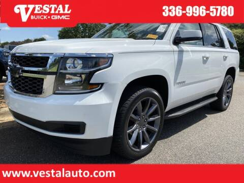 2017 Chevrolet Tahoe for sale at VESTAL BUICK GMC in Kernersville NC