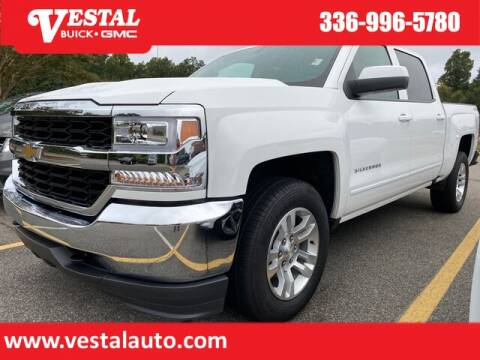 2018 Chevrolet Silverado 1500 for sale at VESTAL BUICK GMC in Kernersville NC