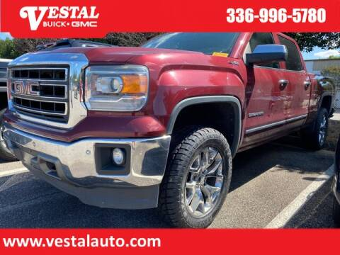 2014 GMC Sierra 1500 for sale at VESTAL BUICK GMC in Kernersville NC