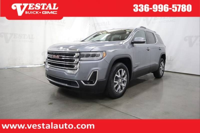2021 GMC Acadia for sale at VESTAL BUICK GMC in Kernersville NC