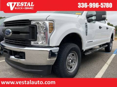 2018 Ford F-350 Super Duty for sale at VESTAL BUICK GMC in Kernersville NC