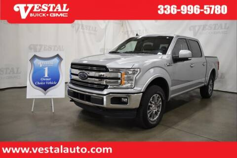 2020 Ford F-150 for sale at VESTAL BUICK GMC in Kernersville NC
