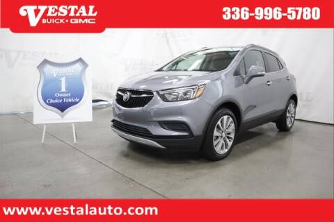 2019 Buick Encore for sale at VESTAL BUICK GMC in Kernersville NC