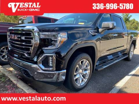 2019 GMC Sierra 1500 for sale at VESTAL BUICK GMC in Kernersville NC