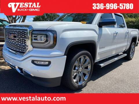 2016 GMC Sierra 1500 for sale at VESTAL BUICK GMC in Kernersville NC