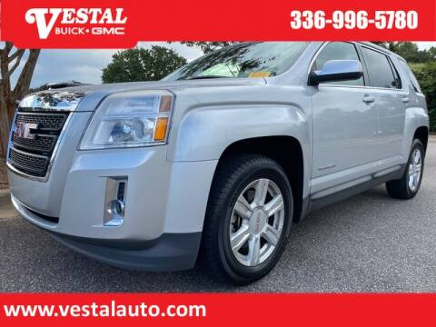 2015 GMC Terrain for sale at VESTAL BUICK GMC in Kernersville NC