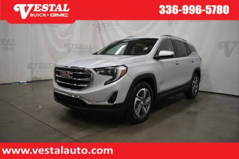 2020 GMC Terrain for sale at VESTAL BUICK GMC in Kernersville NC