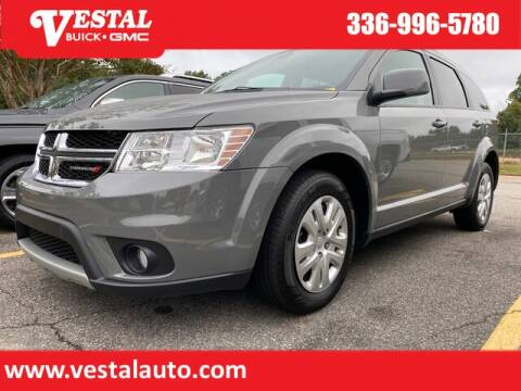 2019 Dodge Journey for sale at VESTAL BUICK GMC in Kernersville NC