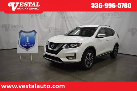 2017 Nissan Rogue for sale at VESTAL BUICK GMC in Kernersville NC
