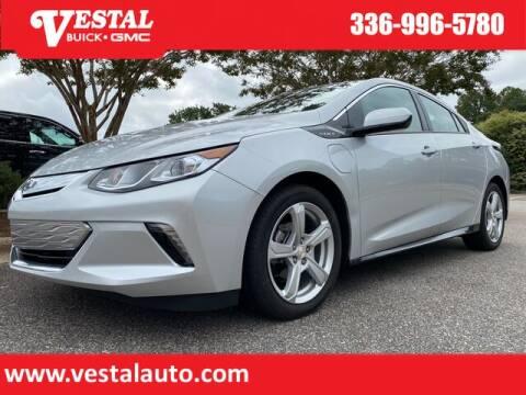2018 Chevrolet Volt for sale at VESTAL BUICK GMC in Kernersville NC
